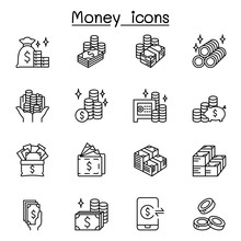 Money, Cash, Currency & Coin I...