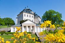 Castle Karlova Koruna ( Charles's Crown), Chlumec Nad Cidlinou Town, Hradec Kralove Region, Czech Republic