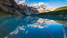 Lake Moraine, Banff National P...