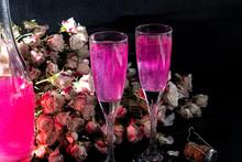 Sparkling Brilliant Raspberry ...