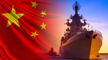 Combat Duty Of Chinese Ships. ...