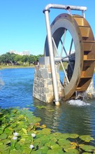 Water Wheel Green Point Urban ...