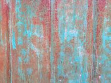 Rusty Metallic Vintage Texture...