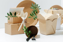 Eco-friendly Tableware Decorat...
