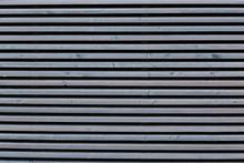 Strips Of Wooden Slats