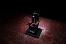 Death Penalty Electric Chair M...