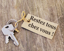 Restez Chez Vous Sur étiquett...