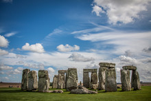 A Typical Day At Stonehenge In...
