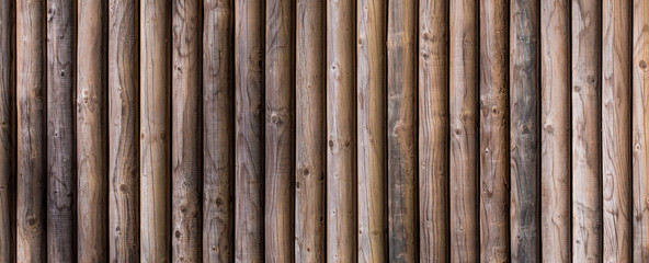 background of wooden timber wall
