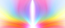 Abstract Background Image About The Positive Energy Of The Flower Color.