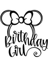 Birthday Girl Eps, Disney Eps,...