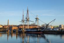USS Constitution Boston Charle...