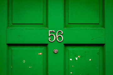 House number 56