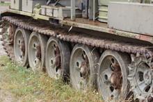 T-34 Panzerketten