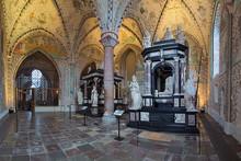 Panorama Of Interior Of Chapel...
