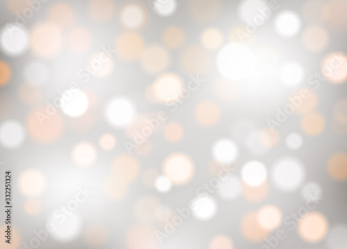 Fototapety, obrazy: Delicate abstract design with defocused background. Exquisite gentle backdrop blur bokeh. Deluxe blurred backdrop for business. Gentle background blurry, lights effect, lighting, blinking stars, spark