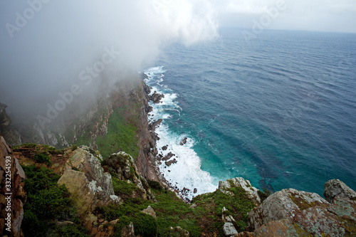 Valokuva Cape of Good Hope, Atlantic Ocean, wave