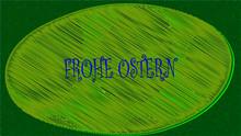 Oster Design - Karte, Osterei ...