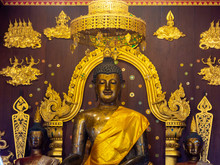 The Phra Jao Lan Thong Buddha ...