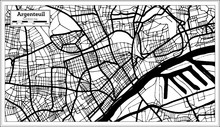 Argenteuil France City Map In ...