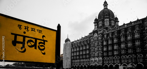 Fotografie, Tablou Mumbai - The city that never sleeps