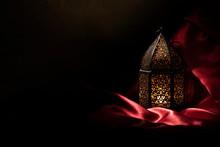 Dark Photography Of Lantern Wi...