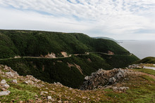The Skyline Trail Along The Ca...