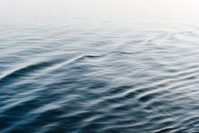 Calm Ocean Water Surface Backg...