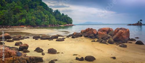 Obraz Penang national park, Malaysia. Panorama - fototapety do salonu