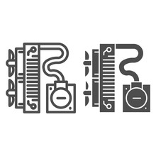 Water Cooling System Line And ...