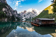 lago di baires pragser wildsee