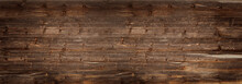 Dark Wooden Background