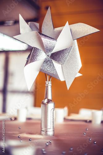 Décoration mariage Fotobehang