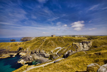 From Tintagel, Cornwall