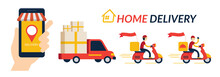 Home Delivery Service, Online ...