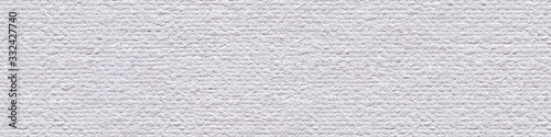Photo Linen canvas background in classic white color as part of your new design work