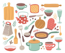 Kitchen Tools. Kitchenware, Co...