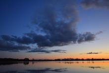Sonnenuntergang Am Latzigsee B...