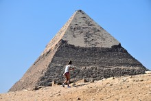 Fille Pyramide