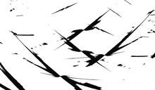 Cracked Surface Grunge Texture...