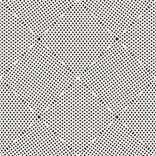 Mesh Seamless Pattern. Black A...