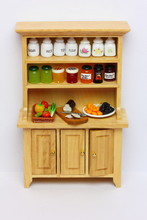 Wooden Kitchen Cupboard Full O...