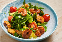 Fresh Vitamin Salad With Rocke...