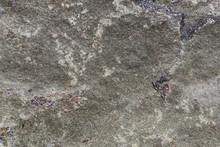 Closeup Of A Big Solid Stone I...