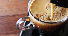 Coffee Glass Espresso Coffee M...