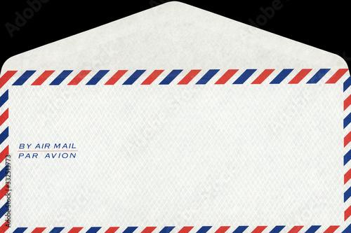 Luftpost airmail vintage retro Umschlag envelope air mail Briefumschlag Japan Ni Wallpaper Mural