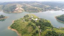 Aerial Images Of The Jaguari R...