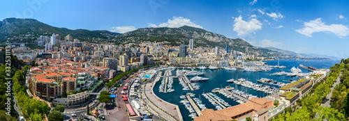 Fototapeta Monaco