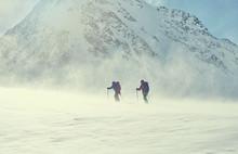 Skitour Alpen