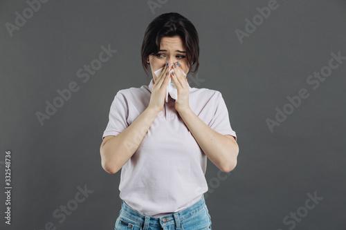 Fényképezés Symptoms of coronavirus